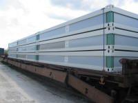 Zerlegbare Wohncontainer, Sanitäcontainer und Bürocontainer