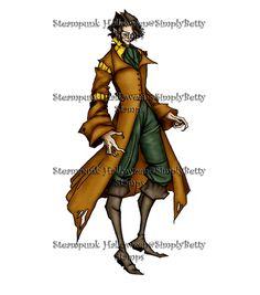 Jacob The Warewolf Limited Digi-