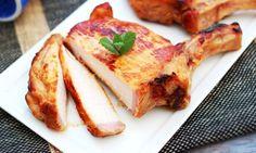 Asian-Brined Pork Chops Recipe