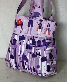folklore bag - next bag I want to make #sewing #tutorial #bag