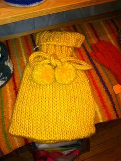 Knitted Hats, Winter Hats, Beanie, Felt, Knitting, Fashion, Moda, Felting, Tricot