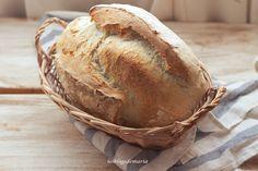 Hogaza de harina panadera y espelta blanca | La cocina perfecta