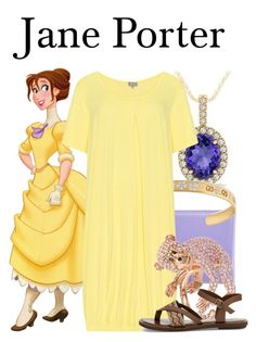 A fashion look from August 2017 featuring jersey midi dress, ankle strap shoes and flap wallet. Cute Date Outfits, Jane Porter, Tarzan, Disneybound, Polyvore Fashion, Style Inspiration, Toms, Kate Spade, Gucci
