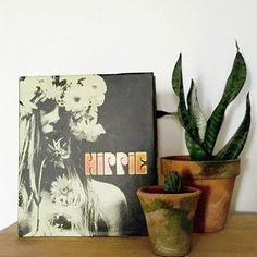 A personal favorite from my Etsy shop https://www.etsy.com/listing/258882515/hippie-hardcover-coffee-table-book