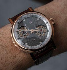 Breguet Double Tourbillon 5349 Watch With Diamonds Hands-On Hands-On