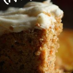 If you're looking for a crazy-good carrot cake recipe with cream cheese frosting, look no further! This is your cake! I mean it! It might even be just as good as my crazy banana cake, and believe me, THAT cake is out of this world. I say 'might' because it all comes down to personal taste, so I'll let you be the official judge! My banana cake is crazy because of the way you bake and cool it, but this carrot cake is just plain crazy-GOOD. No wacky baking techniques - it's j...