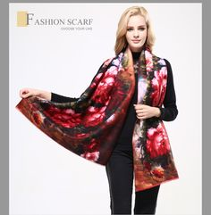 .  Who would love this! Visit us: NatalieStore.com  #scarvesforwomen  #scarfs  #womensscarves  #nataliestore