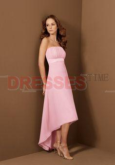 2013 Bridesmaid dress   short bridesmaid dress  pink