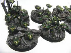 Necron Canoptek Scarab Swarm 1