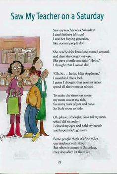 44 Lovely Funny Poems About School Funny Teacher Poems, Funny Poems For Kids, Great Poems, Teacher Quotes, Teacher Humor, My Teacher Poem, Funny Teachers, Famous Poems For Kids, Simple Poems