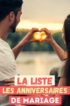 Dans les traditions françaises et belges, chaque anniversaire de mariage est célébré avec une matière ou une plante différente.