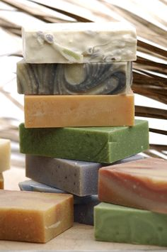 soaps and soaps