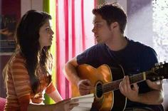 Drew Seeley and Selena Gomez- Another Cinderella Story