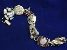 Off the Cuff Bracelet - Something Old ~ Something New - February 2014