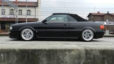 Bagged Audi Cabrio by Vitek added a new photo. Car Wheels, Hot Cars, Audi Quattro, Cars And Motorcycles, German, Design, Life, Cutaway, Cars