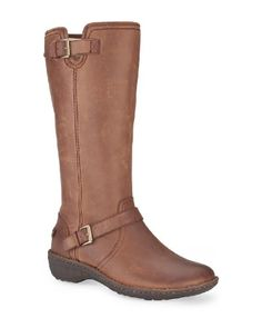 UGG Women's Tupelo Riding Boot (Chocolate Leather 11.0 M)