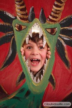 Dragon anniversary - dragon party - Anniversaire dragon.
