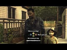 Lets Play: The Walking Dead Episode 1 Part 2
