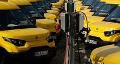 DHL Creates Its Own Electric Delivery Van VW Not Happy