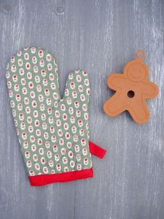 Kitchen Mittens Cannisters Oven Glove Apron And Set Stripy Blue Mint Heat Proof Cooking Mitts Christmas Mitt Baking Bunny Street Gloves