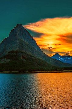 Glacier National Park, #Montana