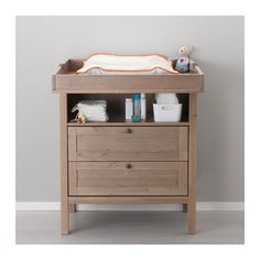 SUNDVIK Changing table/chest - IKEA