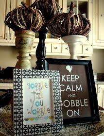 Gobble till you Wobble!!!