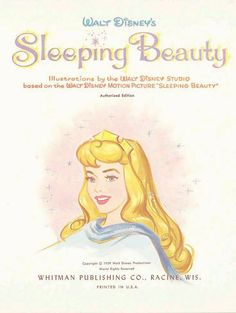Image shared by Lauren. Find images and videos about vintage, disney and sleeping beauty on We Heart It - the app to get lost in what you love. Walt Disney, Cute Disney, Disney Magic, Disney Art, Disney Pixar, Disney Characters, Disney Princesses, Disney Stuff, Sleeping Beauty 1959