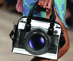 Vintage Camera Handbags. High quality with several compartments inside.