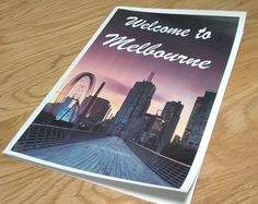 Customised Airbnb Host Welcome Foldout Booklet with Rules & Map