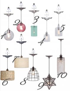 Pendant Light Conversion Kit Mesmerizing Convert Old Unused Can Lights With This Innovative Light Conversion Decorating Design