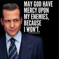 No Muthafukin Mercy...