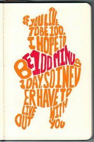 poohbear, quotes, bears, word art, pooh bear, winniethepooh, winnie the pooh, disney, thing