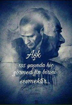 Mustafa Kemal ATATÜRK Demek #Ölümsüz_Aşk Demek ☺ ❤ 😍 Turkish War Of Independence, Hero 3, Great Leaders, World Peace, First World, Nostalgia, History, Wallpaper, Movie Posters