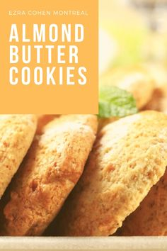 This cookie recipe is ideal for baking with kids! If you're looking for ways to keep your kids entertained, try this simple, tasty recipe. It's simple enough for kids to help and they'll love the yummy treats. Almond Butter Cookie Recipe, Nut Butter, Baking Recipes, Cookie Recipes, Yummy Treats, Yummy Food, Roll Cookies, Butterscotch Chips, Tasty Recipe
