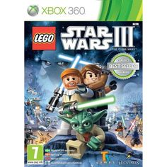 Lego Star Wars III 3 The Clone Wars Game (Classics) Xbox 360   http://gamesactions.com shares #new #latest #videogames #games for #pc #psp #ps3 #wii #xbox #nintendo #3ds
