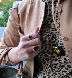 leopard print t shirt *outfit