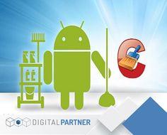 ¿Quieres liberar espacio en tu celular y navegar más rápido? Entonces 'CCleaner' es para ti. Esta aplicación gratuita para Android te ayuda a eliminar archivos temporales, conversaciones de chat, registros de sms y llamadas que ocupan espacio en la memoria y alentan tu dispositivo, lo que te permitirá optimizar el rendimiento y aumentar la velocidad del mismo. #DigitalPartner #Android