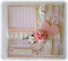 Heartfelt Thanks by Cathy Mc - Cards and Paper Crafts at Splitcoaststampers