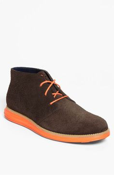 Cole Haan 'LunarGrand' Chukka Boot (Men) available at #Nordstrom