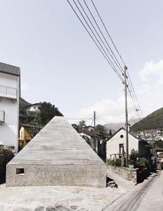 Galería de Extensión del Museo MeCri / Studio Inches Architettura