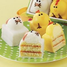 Easter Cakes And Goodies To Make