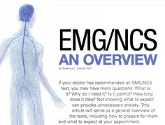 EMG/NCS: An Overview. Electromyograms and nerve conduction studies are diagnostic tools that help physicians diagnose diseases that damage nerves and muscles.