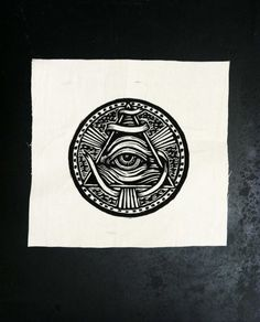 Hey, I found this really awesome Etsy listing at http://www.etsy.com/listing/108985957/all-seeing-eye-hand-carved-woodcut-patch