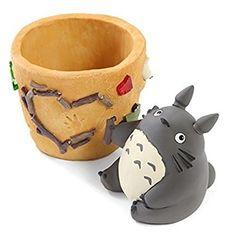 Studio Ghibli My Neighbor Totoro Flower Pot Cover Totoro's Thank You
