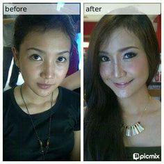Model novia..makeup by lola