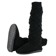 The answer to boots with leg warmers