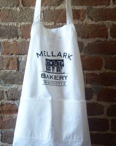 Mellark Bakery Apron. $16.00, via Etsy.