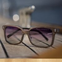 Collection Gold and Wood - Eyepieces Man Gold Wood, Optical Frames, Collection