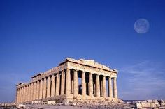 The REAL Parthenon.  I love the one in Nashville, but I want to touch the walls of the real one.